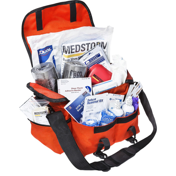 To provide life saving care, your responders must be equipped to handle medical issues and traumatic events. Ensure they have the supplies they need should they be called to respond to an emergency requiring life saving care.